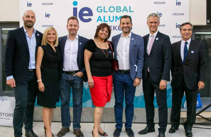 Global Alumni Relations Advisory Board | IE Alumni