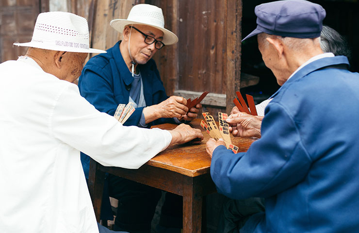 Working/ Playing/ Learning, for the 100 Year Life | IE Building Resilience