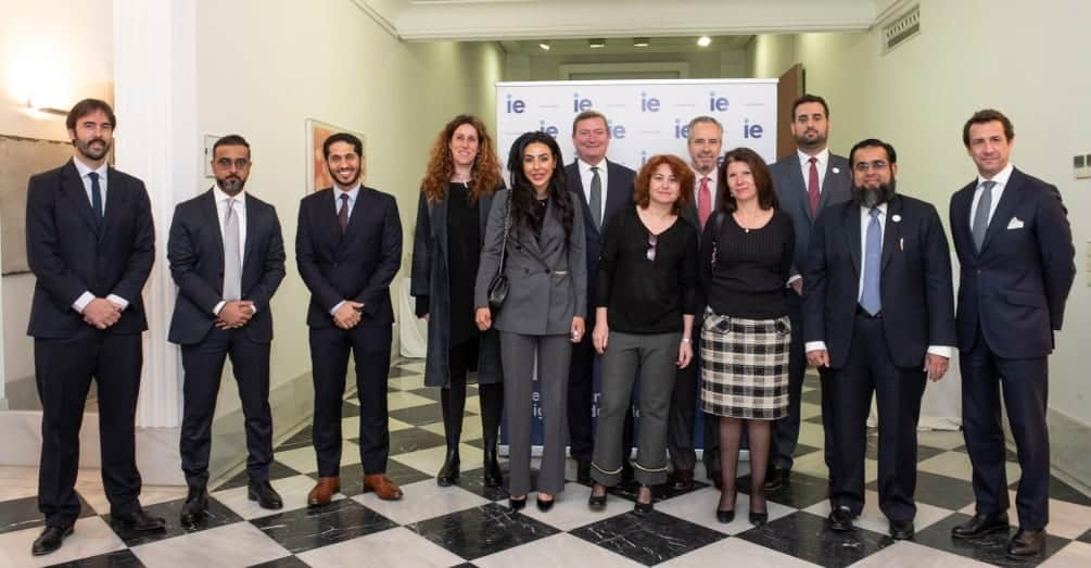 Conference of Islamic Finance in Madrid