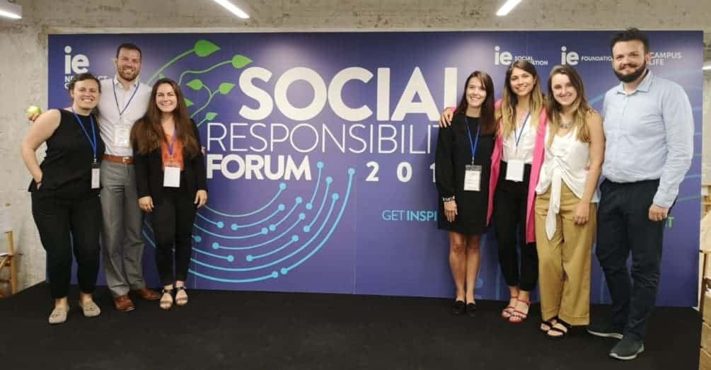 IE Social Responsibility Forum | IE Business School