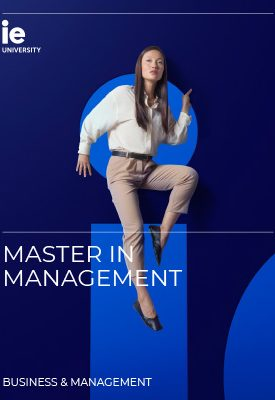 Master in Management | IE Business School