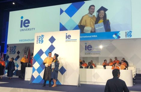 IMBA July 2019 graduation | IE Business School