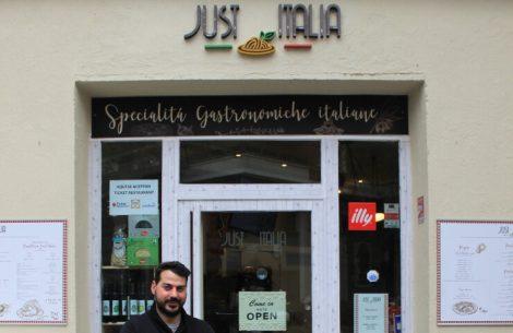 Just Italia - Francesco Vallo | IE Business School