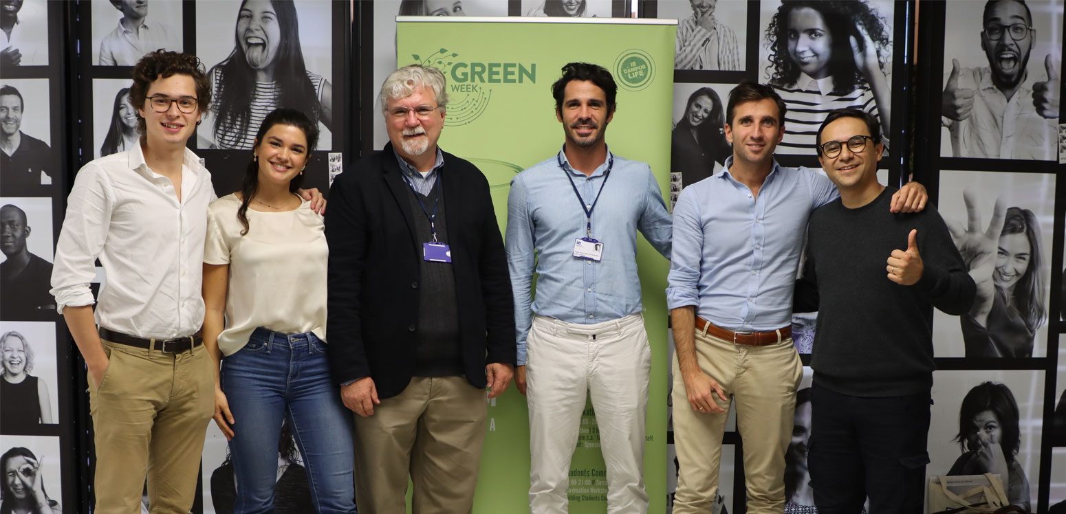 IE Green Week | IE Business School
