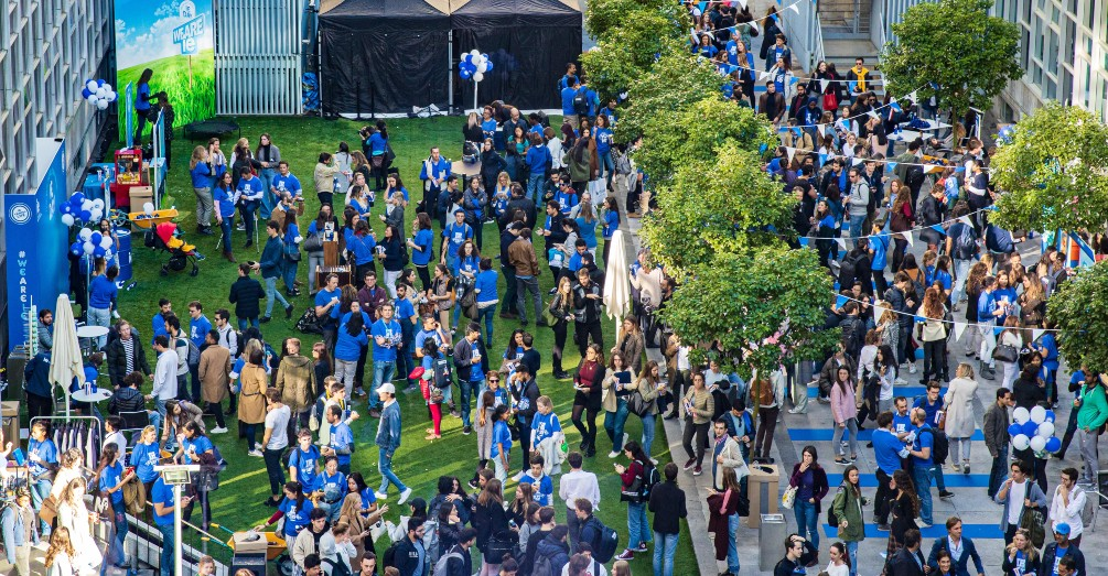 IE Celebrates Diversity in Blue | IE Business School