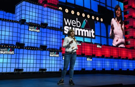 Student Maria Hahn Wins Web Summit's 2019 PITCH Competition | IE Business School