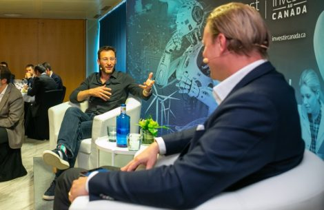 Simon Sinek and Martin Boehm - World Business Forum MAD | IE Business School