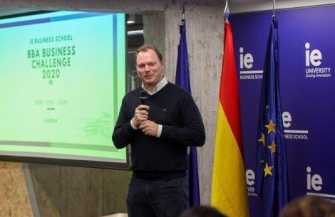 Dean Martin Boehm - BBA Challenge | IE Business School