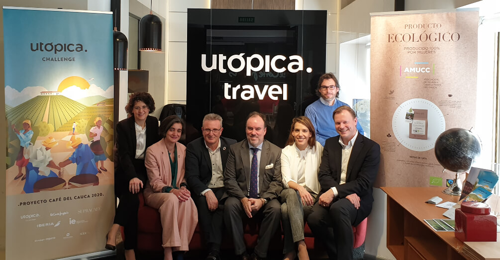 IE Business School and Utópica Join Forces for Social Impact