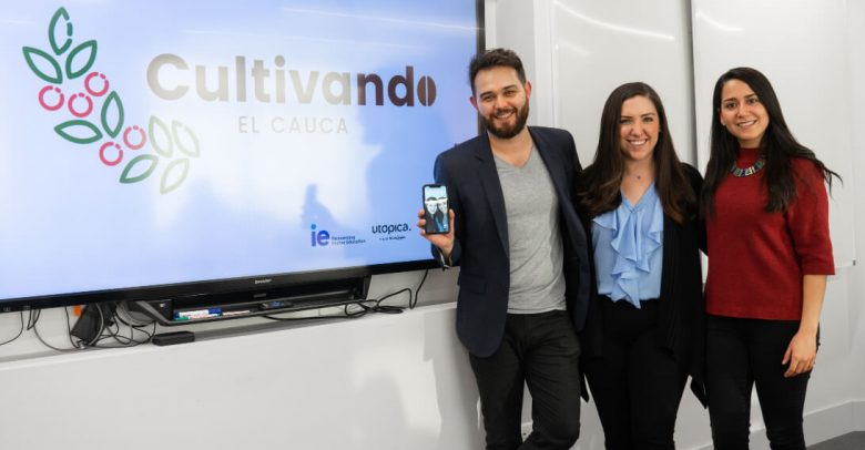 Teams of IE Students Win First Utopica Challenge | IE Business School