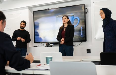 Teams of IE Students Win First Utopica Challenge   IE Business School