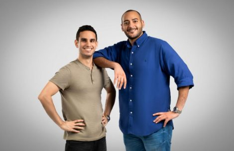 Eslam Husein and Pulkit Ganjoo | IE Business School