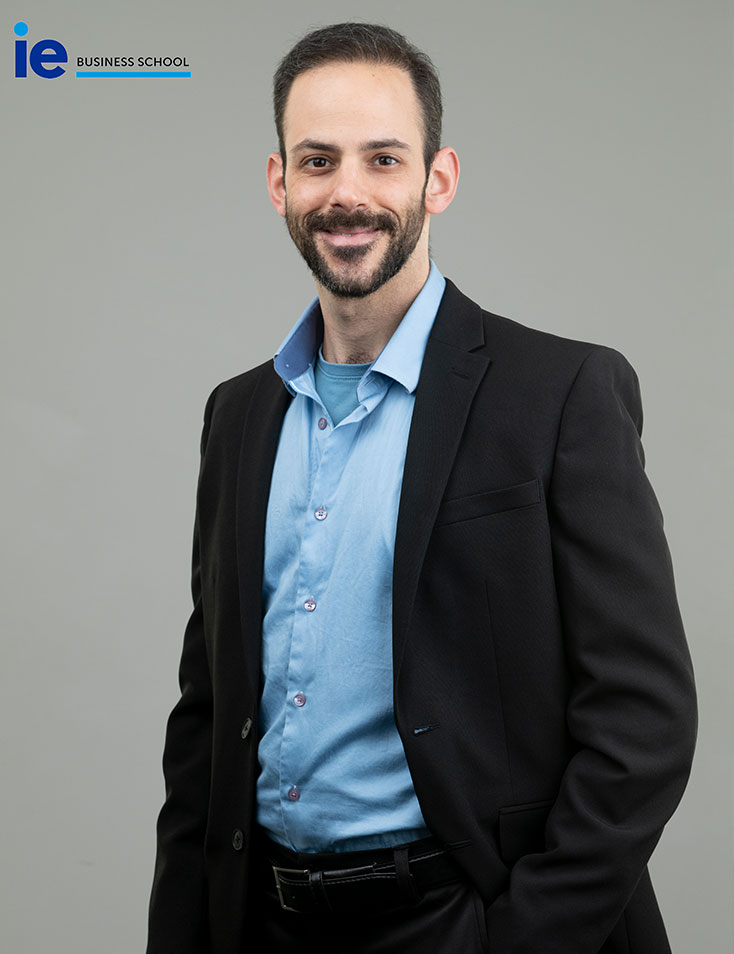 Asif - Humans of IE   IE Business