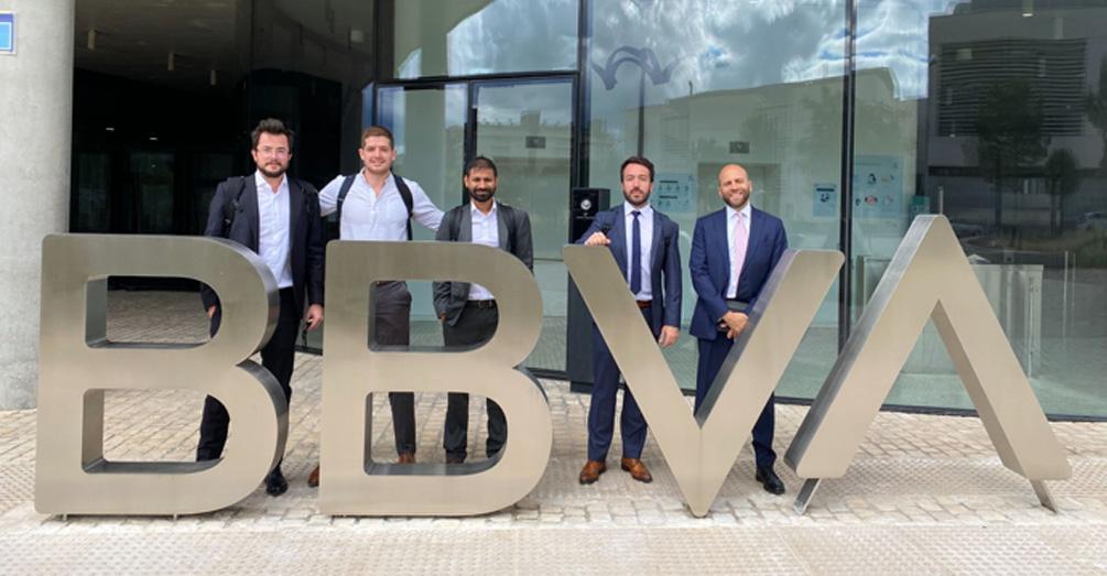 Tech MBA's First Digital Finance Track: BBVA