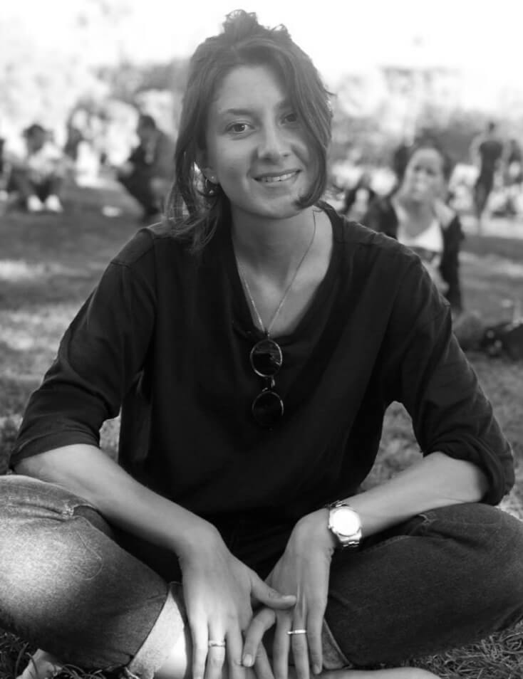Tamuna Magularia - Humans of IE | IE Business School