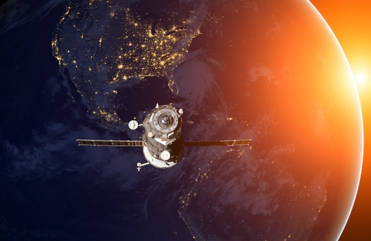 Launch of 2nd set of satellites by Space X - IE Corporate Relations