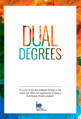 Dual Degrees brochure