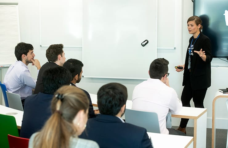 IMBA + Master in Global Corporate Compliance | IE Dual Degree