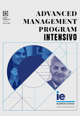 Portada AMP Intensivo | IE Exponential Learning