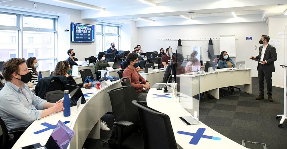 IE Business School Leads 2021 QS Online MBA Rankings