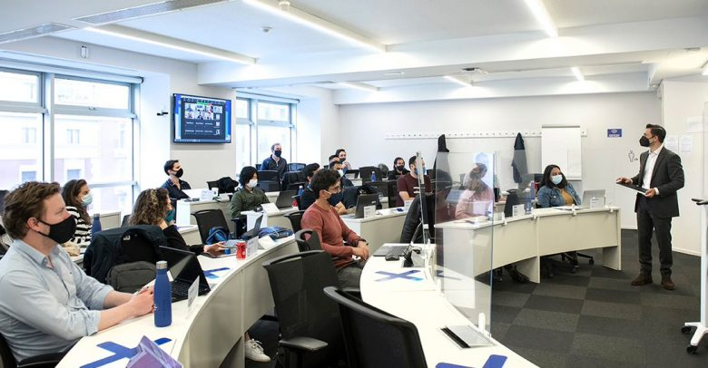 IE Business School Leads 2021 QS Online MBA Rankings