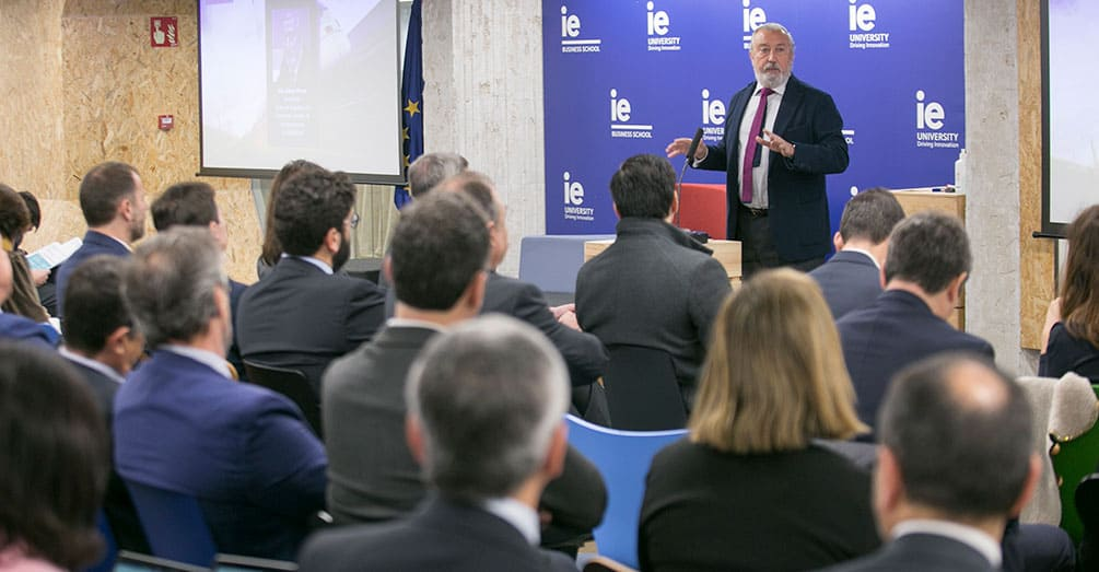 Event on The Temporary Union of Companies and The Defence of Competition | IE Foundation