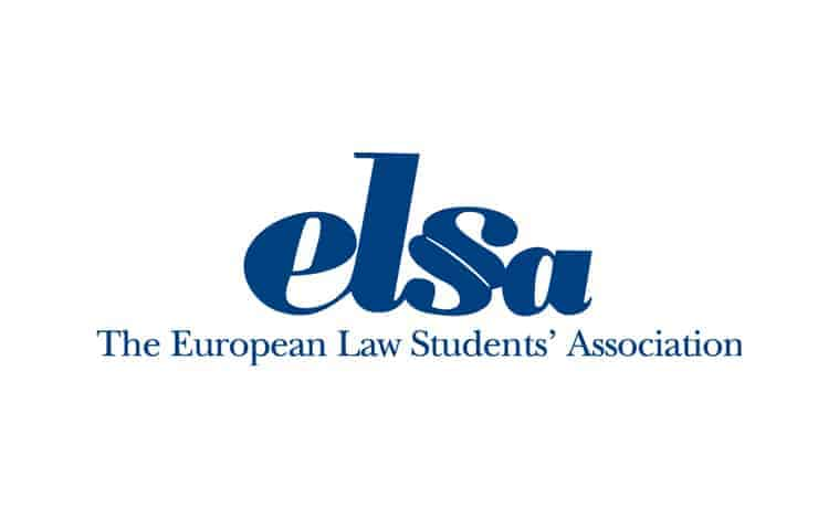 The European Law Students' Association (ELSA) | IE Law School