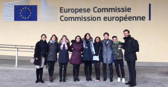Brussels Experience Week | IE Law School