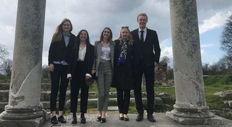 Europa Law Moot Court Competition 2018 | IE Law School
