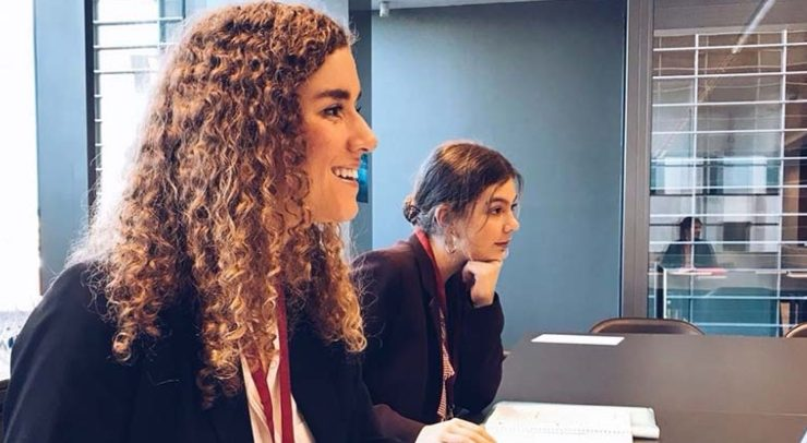 Jessup Moot Court Competition | IE Law School