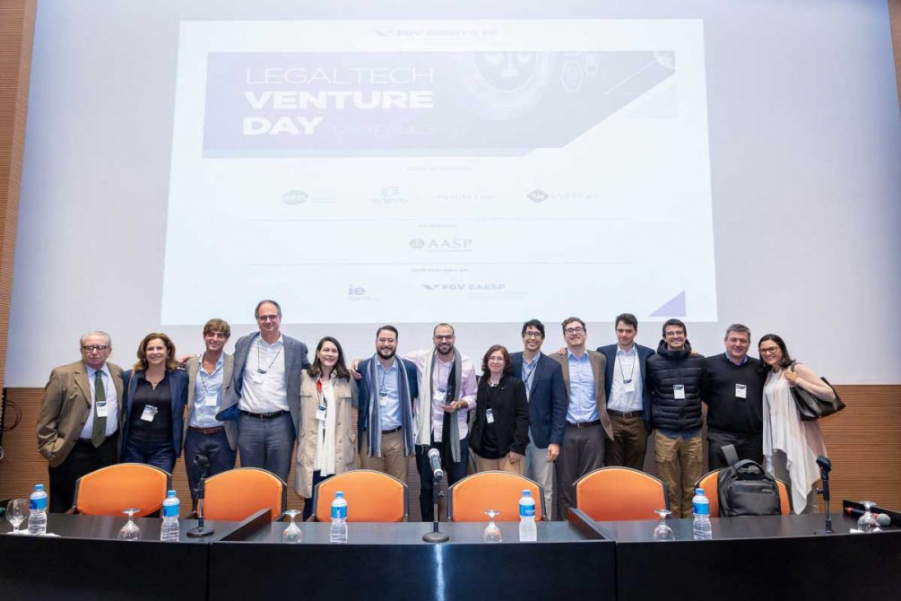 Sao Paulo Legaltech Venture Day | IE Law School