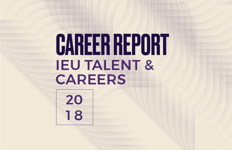 Career Report IE University