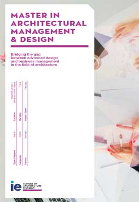Skills Needed To Be An Architect master in architectural management and design | ie