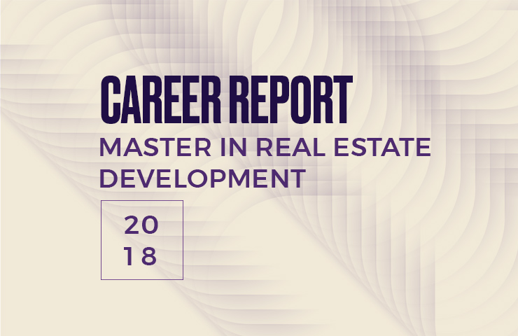 GMRED Career Report | IE Architecture and Design