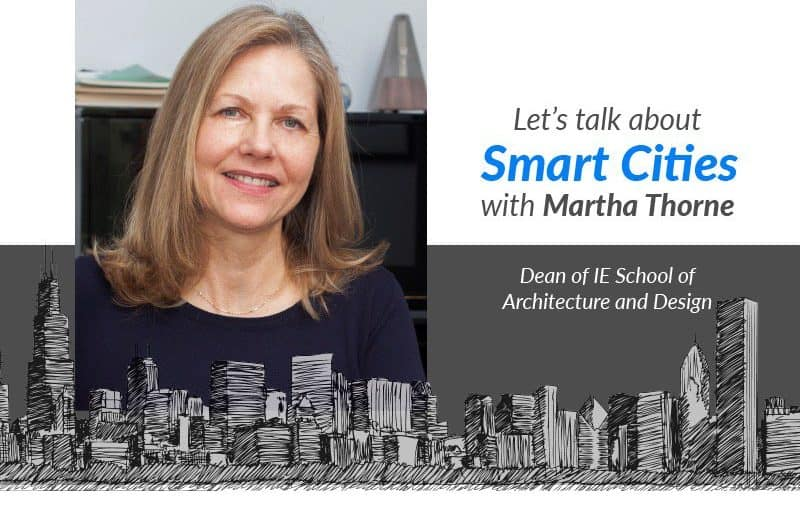 Martha thorne talks about smart cities with young people for Martha thorne