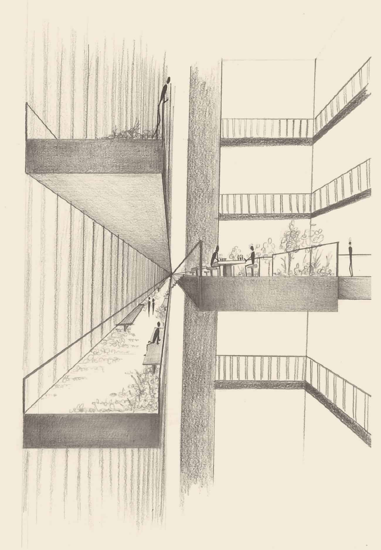 An introduction to the Corrala - Student Porjects | IE School of Architecture and Design