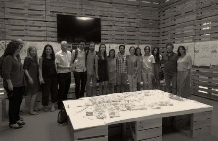 Class of 2012 - S'Arenal Market Strip - Student Porjects | IE School of Architecture and Design