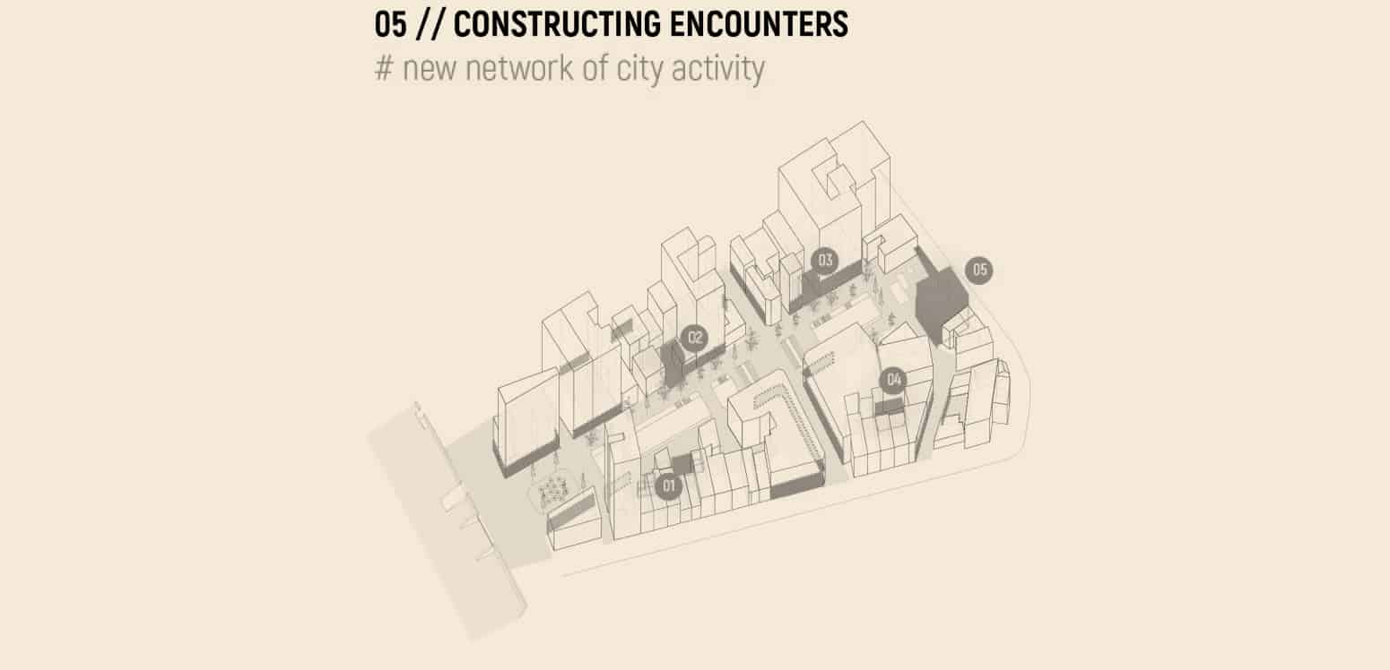Constructing Encounters - Constructing Encounters - Student Porjects | IE School of Architecture and Design