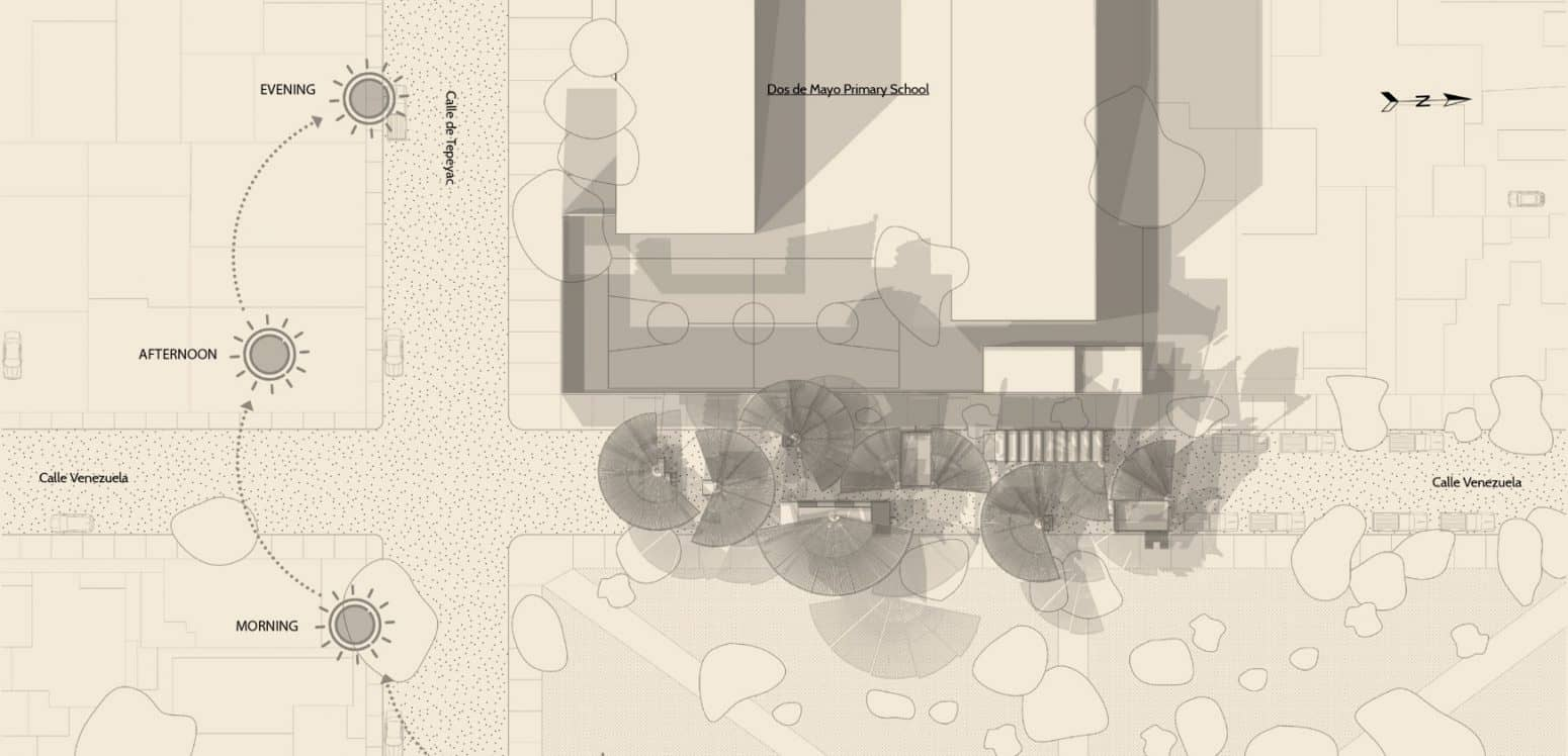Urban Context - Chamizal´s Community Incubator - Student Porjects   IE School of Architecture and Design