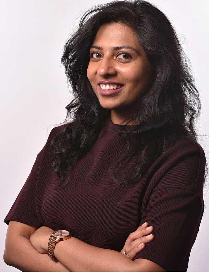 Sudharsana Jeyaraman - Master in Architectural Management and Design