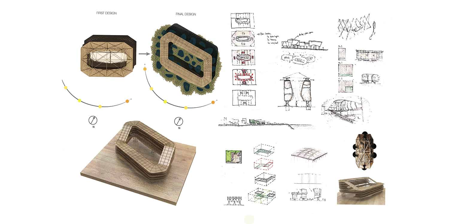 Design - Green Block Málaga – Creating a new lifestyle - Student Projects | IE School of Architecture and Design