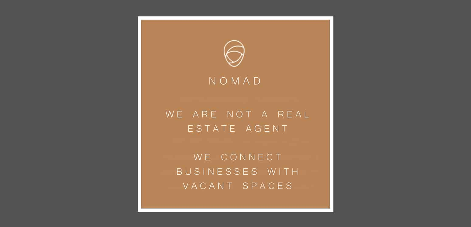 Dana Nayef NOMAD | IE School of Architecture and Design