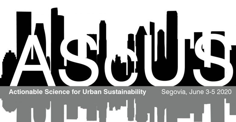 Actionable Science for Urban Sustainability 2020