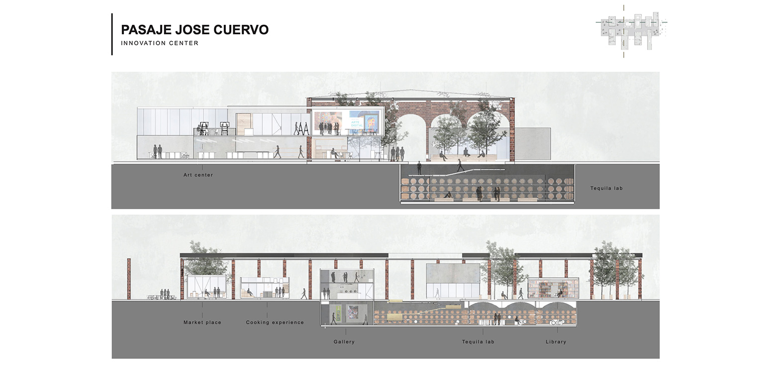 Student Project Jose Cuervo | IE Architecture and Design