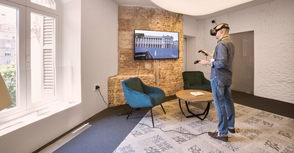 Technology in the Strategic Design of Workplaces | IE A&D