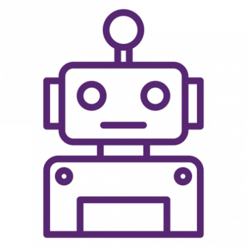 Robot Icon | IE Architecture & Design