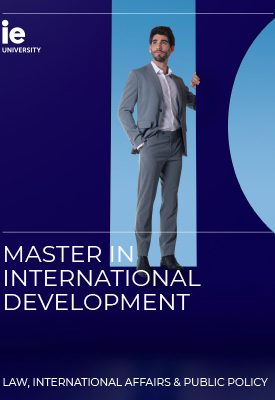 Master in International Development   IE School of Global and Public Affairs