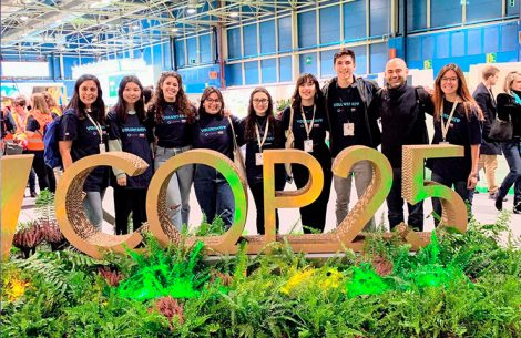 Volunteering at the Cop25   IE School of Global and Public Affairs