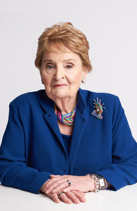 Madeleine Albright | IE
