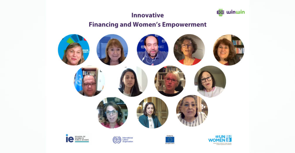 Investing in Women leads to Stronger Economic Growth | IE GPA